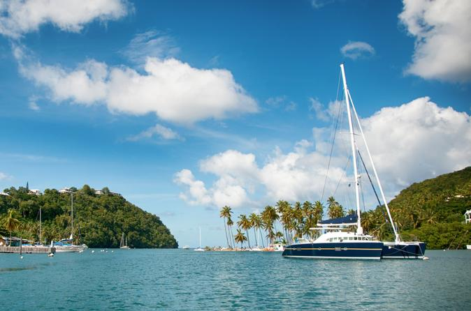 St Lucia Shore Excursion: Catamaran Day Sail, St. Lucia Tours, Travel & Activities