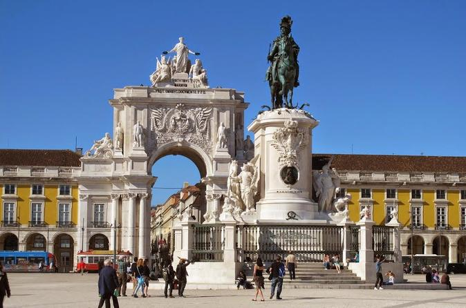 Private Lisbon Half -Day Sightseeing with Belém