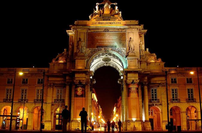 Private tour: Lisbon Fado Dinner Show and Panoramic Night Tour