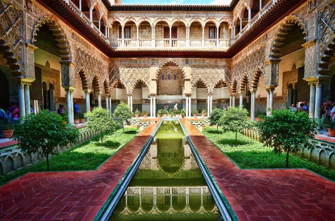 Islamic Seville Guided Tour
