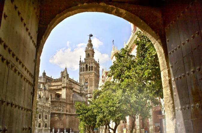 Medieval Seville Guided Tour
