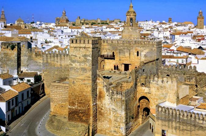 Roman Carmona Guided Tour Spain, Europe