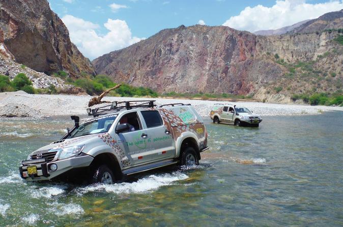 15-Night 4x4 Luxury Self-Drive Guided Tour of Peru and Machu Picchu