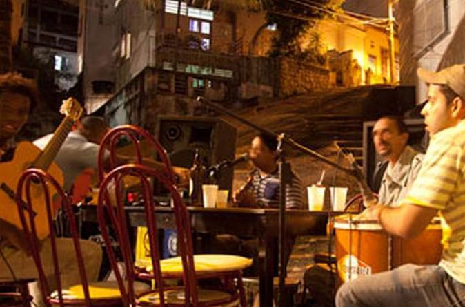 Cultural Walking Tour of Rio de Janeiro Including Pedra do Sal