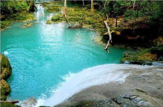Blue Hole and Konoko Falls Park Combo Tour