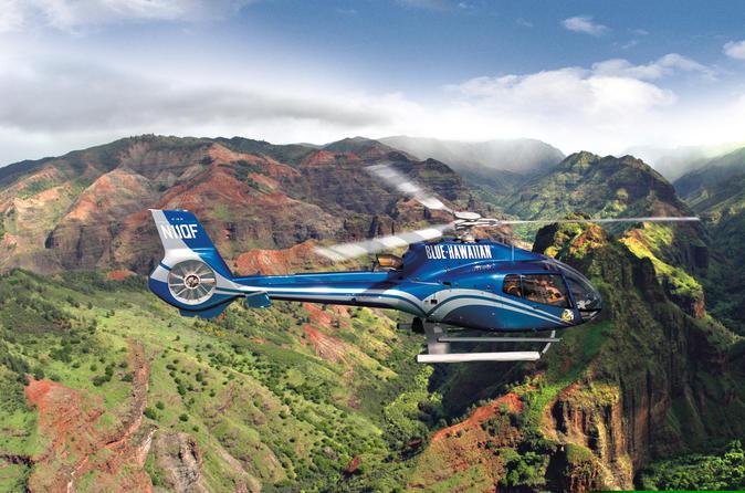 Kauai Air, Helicopter & Balloon Tours