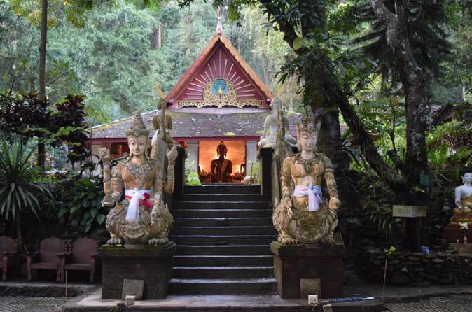 Half Day Doi Suthep Temple And Palad Temple - Chiang Mai