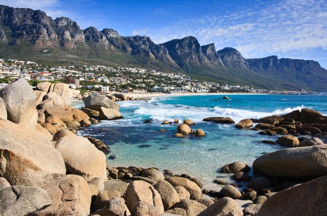 Excursão pela Península Cabo, saindo da Cidade do Cabo