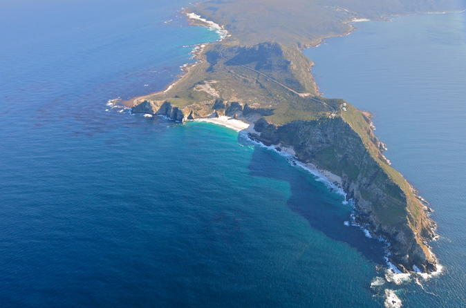 Excursão turística por Cape Point