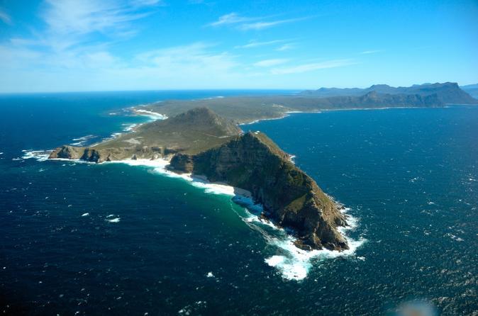 Pacote supereconômico da Cidade do Cabo: excursão pelos pontos turísticos de Cape Point e degustação de vinhos em Stellenbosch