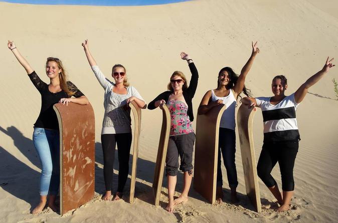 Port Elizabeth Shore Excursion: Sundays River Mouth Sandboarding