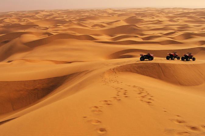 Quad bike tour of the namib desert in swakopmund 155907