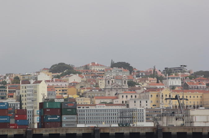 Sightseeing Cruise in Lisbon with Lunch