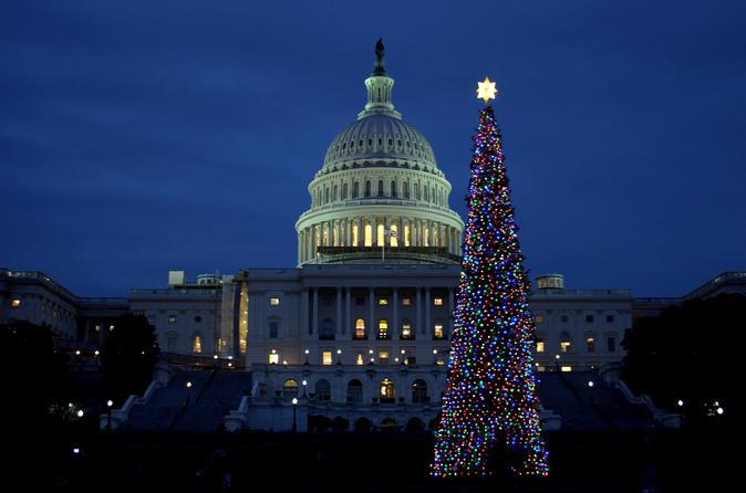 DC Christmas on Wheels Segway Tour