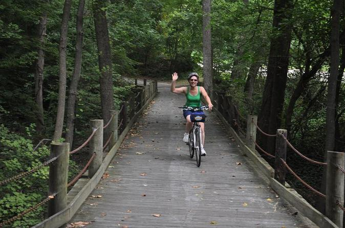 Mount vernon bike trail independent tour with optional potomac river in washington d c 127805