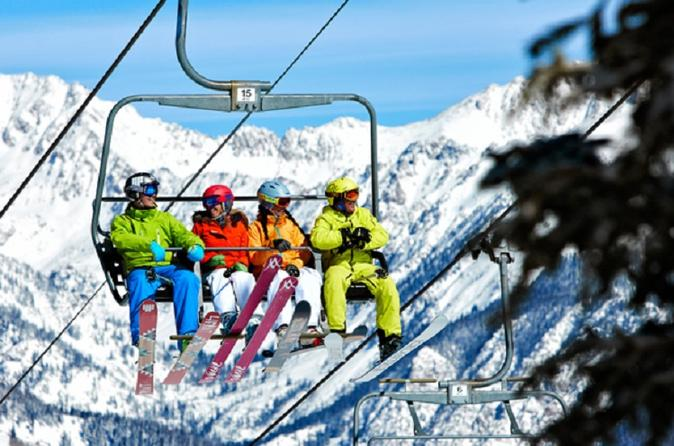 Vail and Beaver Creek Performance Ski Rental Including Delivery