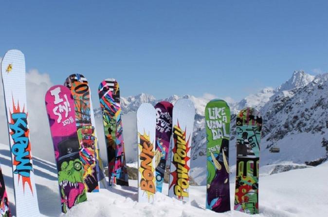 Winter Park Premium Snowboard Rental Including Delivery