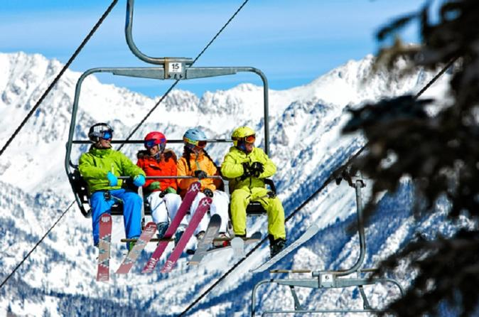 Crested Butte Performance Ski Rental Including Delivery
