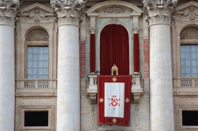 Entrada para a Audiência Papal na Cidade do Vaticano