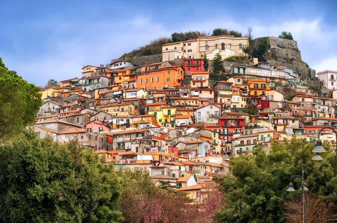 Excursão de meio dia até Castelli Romani, saindo de Roma: Frascati e Castel Gandolfo