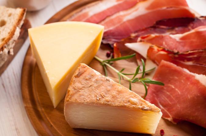 Excursão gastronômica Sabor da Itália em Chianti e Úmbria saindo de Roma