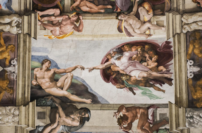 Skip The Line: Vatican Museums And Sistine Chapel Tour - Rome