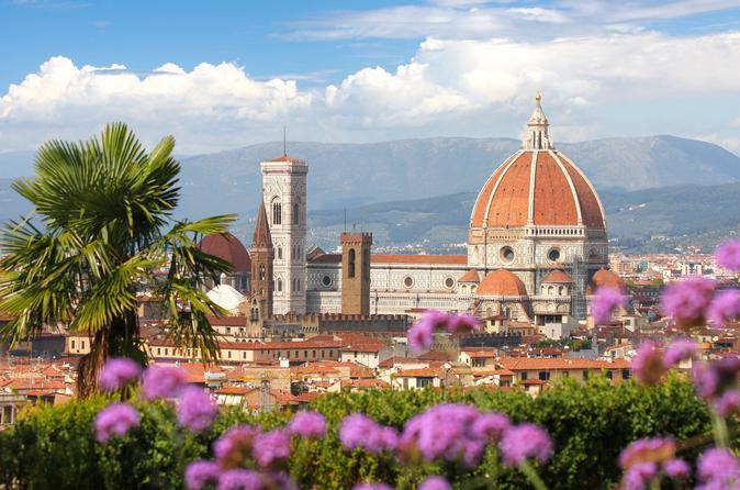 Viagem diurna em Florença de Roma com almoço