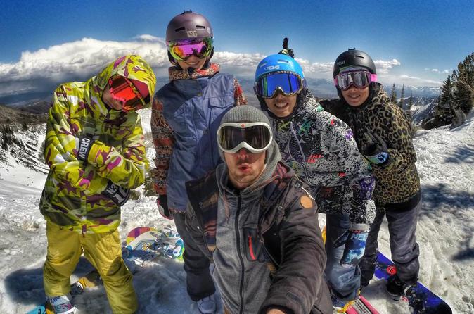 Utah Skiing and Horseback Riding 2 day package