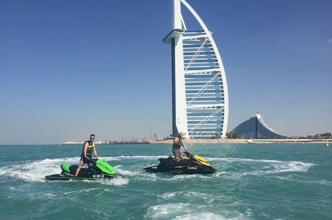 Jetskitour van 30 minuten vanuit Dubai