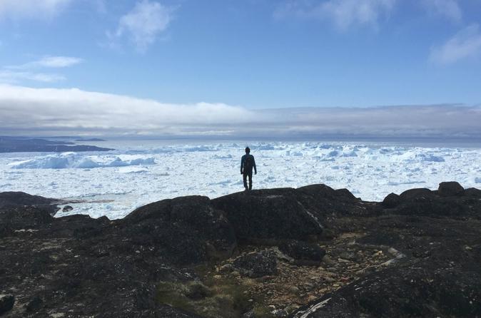 Ilulissat panorama hike in ilulissat 282280