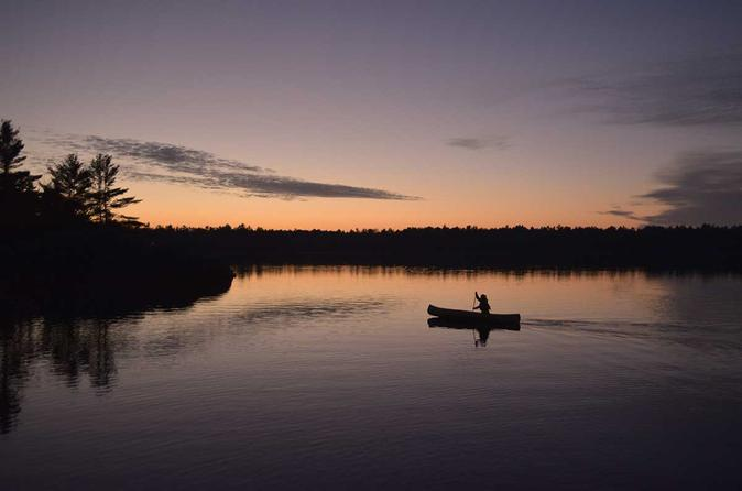 3-Day Canoe Trip in Algonquin Park