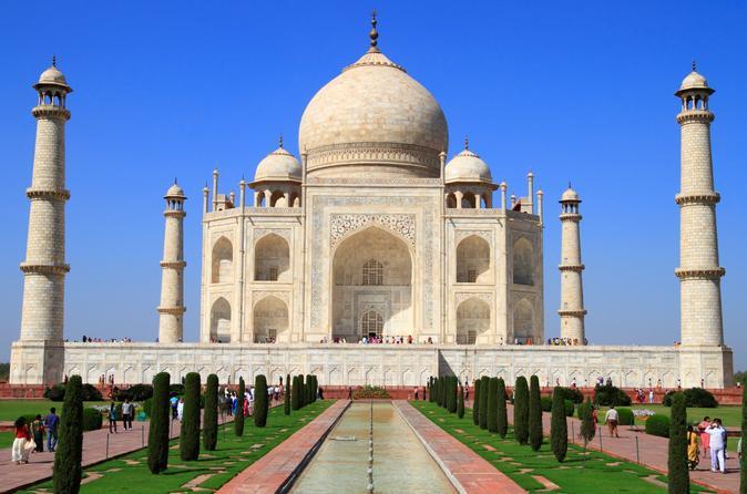 Private Tour: Taj Mahal Day Trip from Delhi