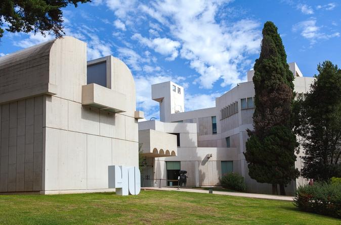 Skip-the-Line Ticket: Joan Miro Foundation in Barcelona