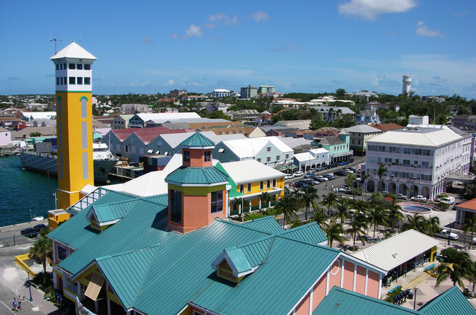 Nassau City and Country Sightseeing Tour