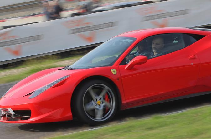 Racing experience test drive ferrari 458 in pavia 295756