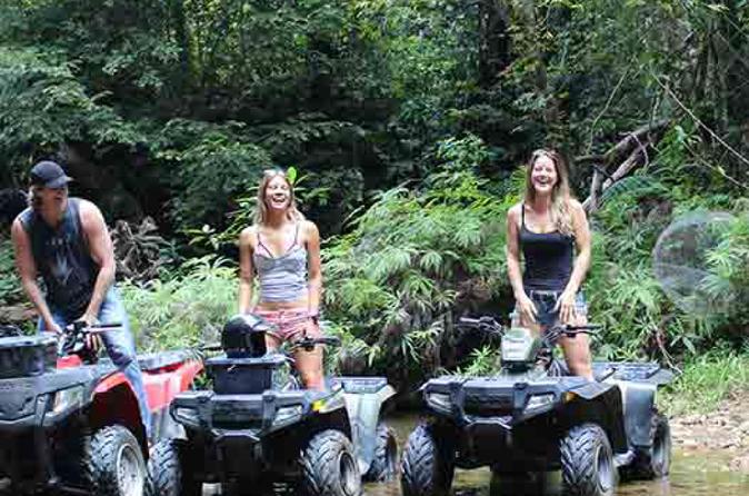 Toraille ATV Rainforest Adventures