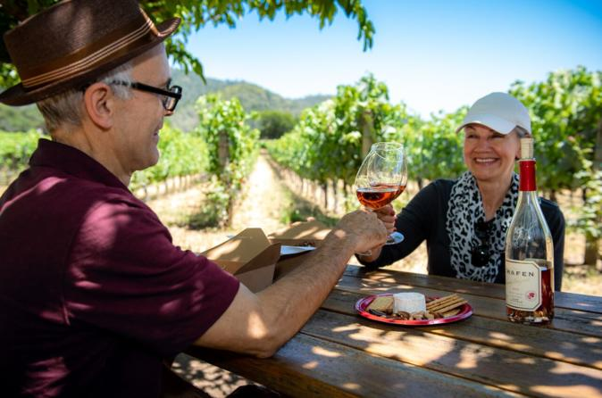 3-Day Yosemite National Park and California Wine Country Tour from San Francisco