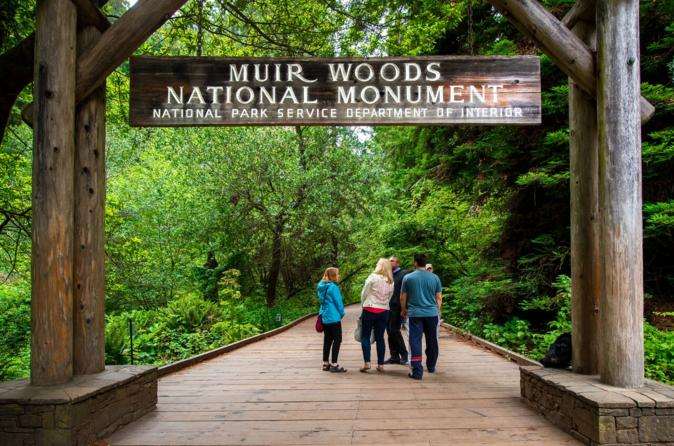 5-Day Northern California National Parks and Yosemite Tour from San Francisco
