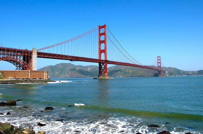 San Francisco to Sausalito Self-Guided Bike Tour