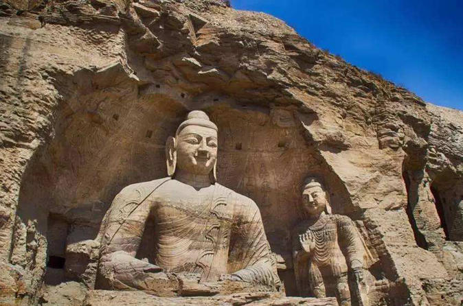 Datong Yungang Grottoes and Hanging Temple Day Trip from Beijing by English Driver