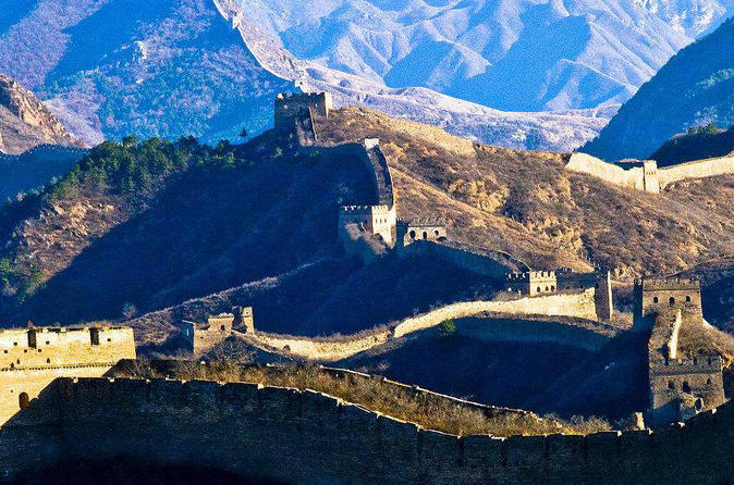 Hike-through Gubeikou to JinShanLing Great Wall with Private English Driver