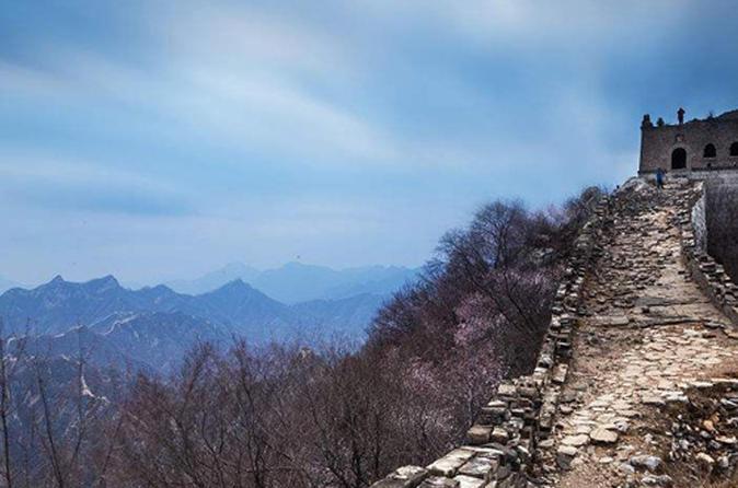 Hike-through Jiankou to Mutianyu Great Wall with Private English Driver