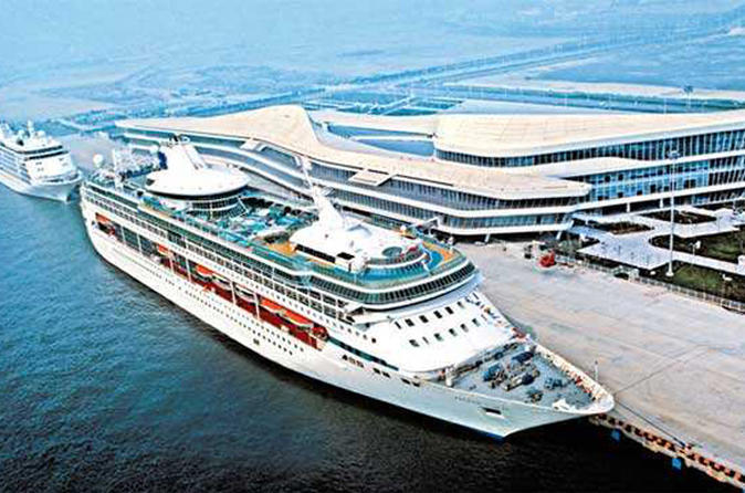 Private 1-Way Transfer between Tianjin Port and Beijing