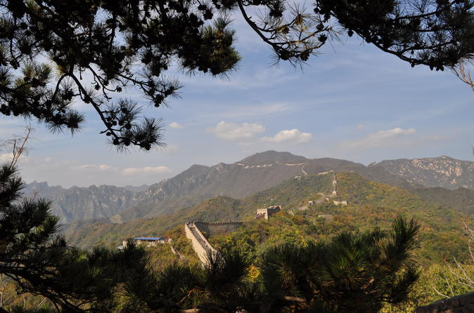 Private Full-Day Mutianyu Great Wall Tour with English-Speaking Driver