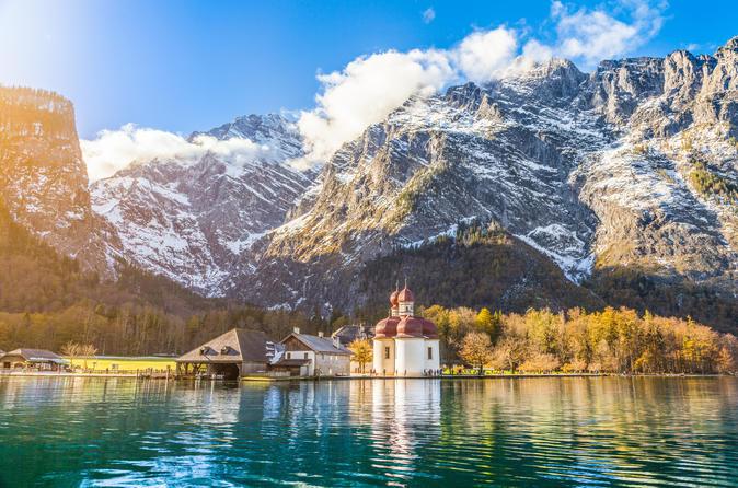 Salzburg Full Day Bavarian Alps and Eagles Nest Tour including all