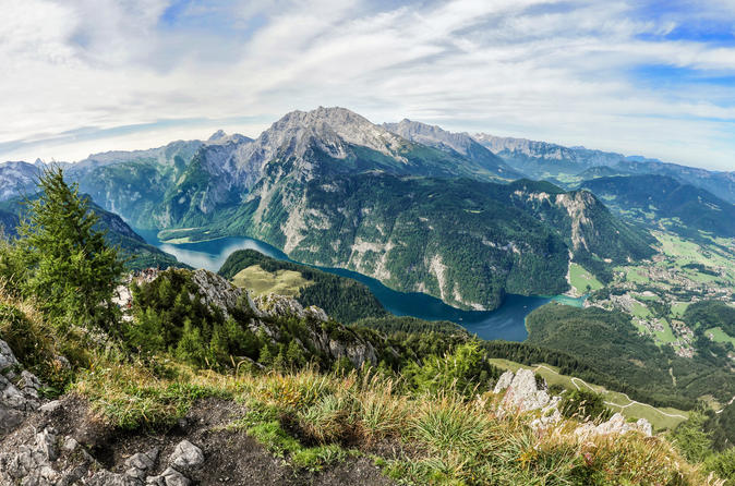 Private Tour: Eagle's Nest and World Famous Movie Locations from Salzburg