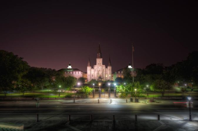 The Ghosts of New Orleans Tour