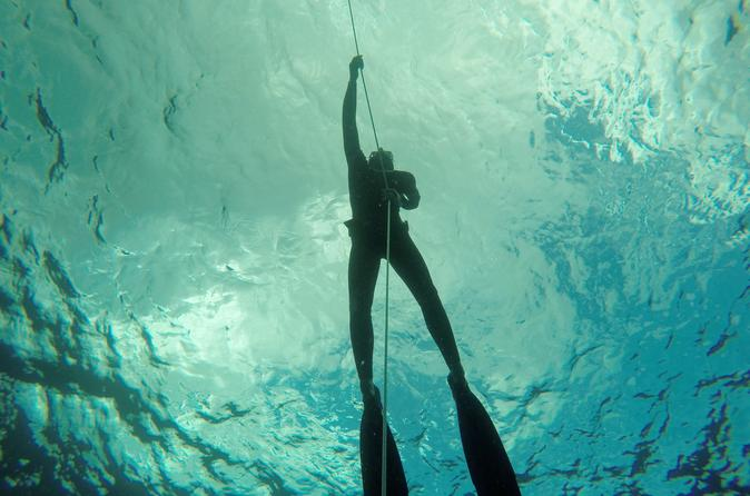 Freediving SSI Course - Level 1