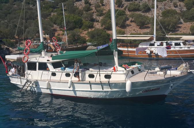 Beyond the 12 islands sailing trip in dalyan belediyesi 266944