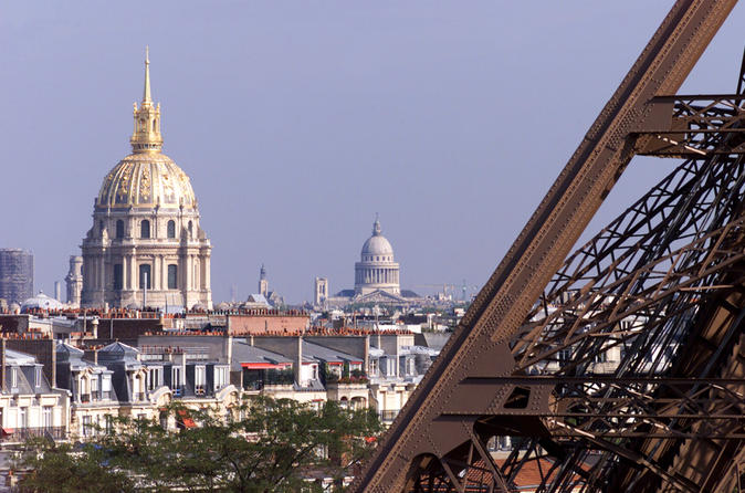 Paris and Versailles Private Full-Day Tour